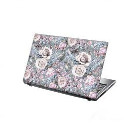 laptop skins vintage style flowers