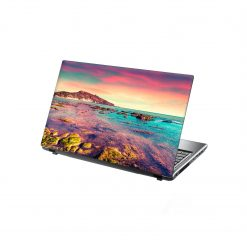 laptop skins colourful shores